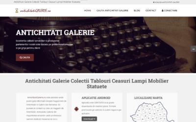 Galerie online de antichități